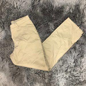 Lee | Women's Relaxed Fit Pants | Khaki
